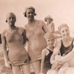Beach Bathers c1939