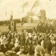 First-train-arrives-at-Wauchope-1915