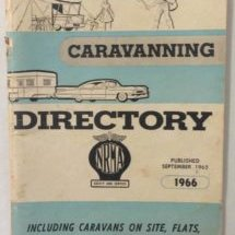 NRMA-Camping-and-Caravanning-Directory--1966