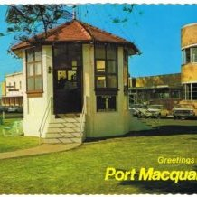 Postcard-Greetings-from-Port-Macquarie--1976