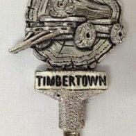Souvenir-Teaspoon-Timbertown--c2005