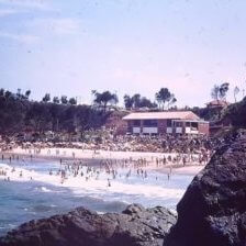 Surf-Carnival-at-Flynns-Beach-1960s
