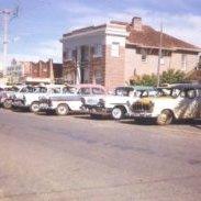 Taxi-Rank-Horton-Street-1958